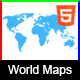 Interactive World Map - CodeCanyon Item for Sale