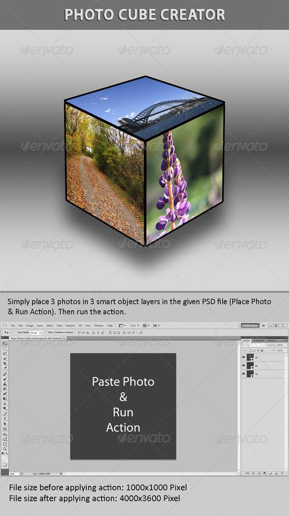 GraphicRiver Photo Cube Creator 5848869