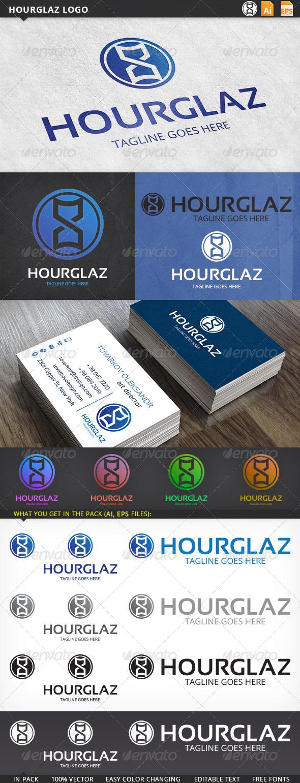 GraphicRiver Hourglaz Logo 5849419