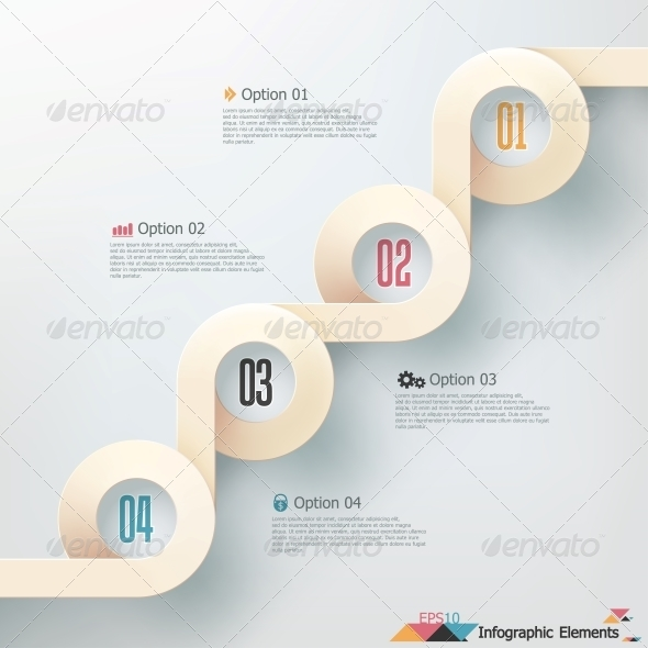 GraphicRiver Modern Infographics Options Banner 5850319