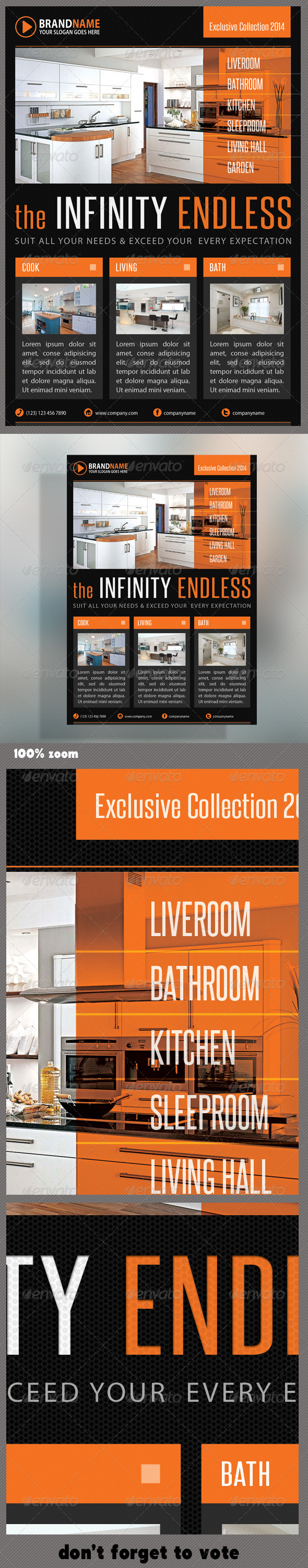 GraphicRiver Corporate Product Flyer 29 5850380