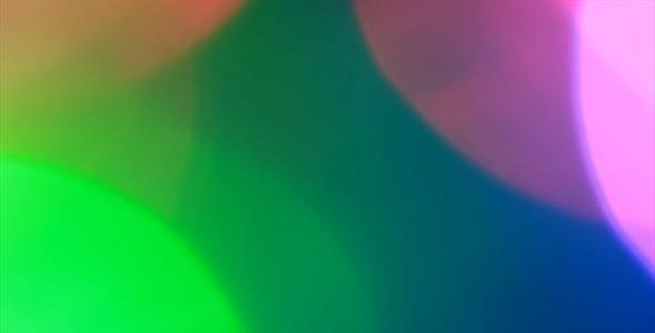 Colorful Bokeh Lights 02