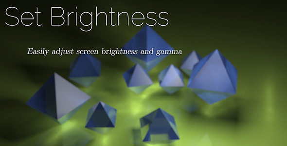 CodeCanyon Set Brightness 5852977