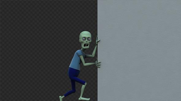 Zombie Opening Animation