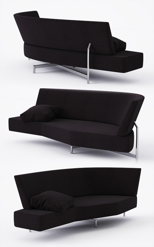 3DOcean Sofa Edra Shark 5853139