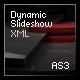 Actionscript 3 XML Slideshow - ActiveDen Item for Sale