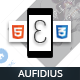 Aufidius Mobile Retina | HTML5 & CSS3 And iWebApp - ThemeForest Item for Sale