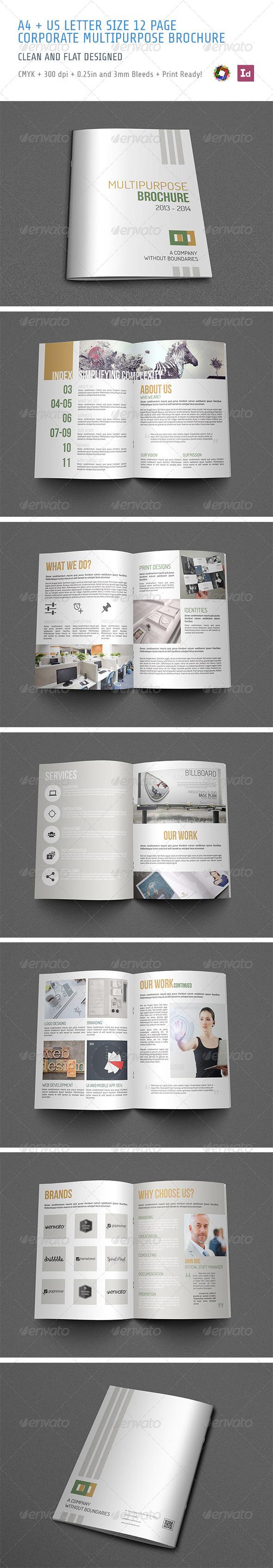 GraphicRiver Brochure 5815357