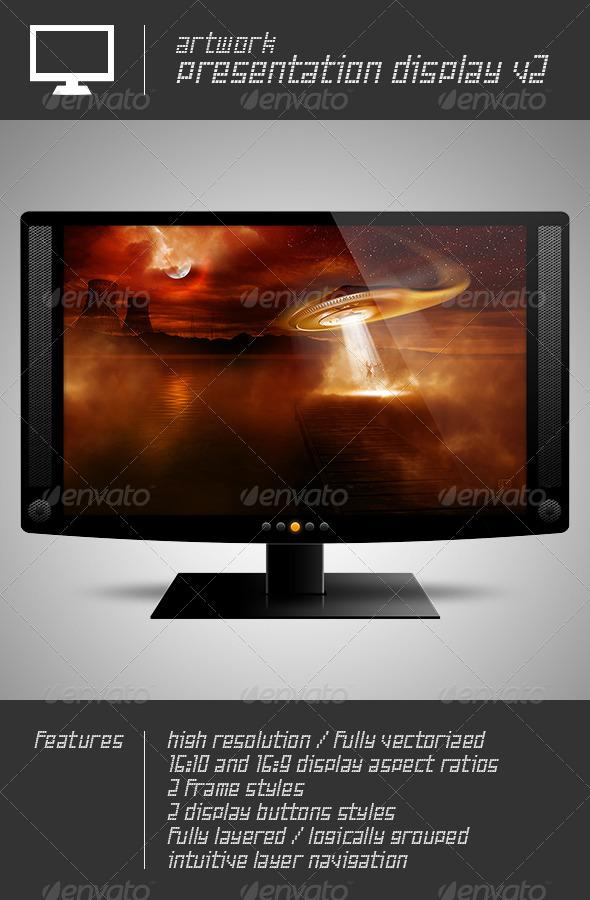 GraphicRiver Artwork Presentation Display V2 5817238
