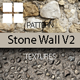 Old Stone Wall Surface Textures V2