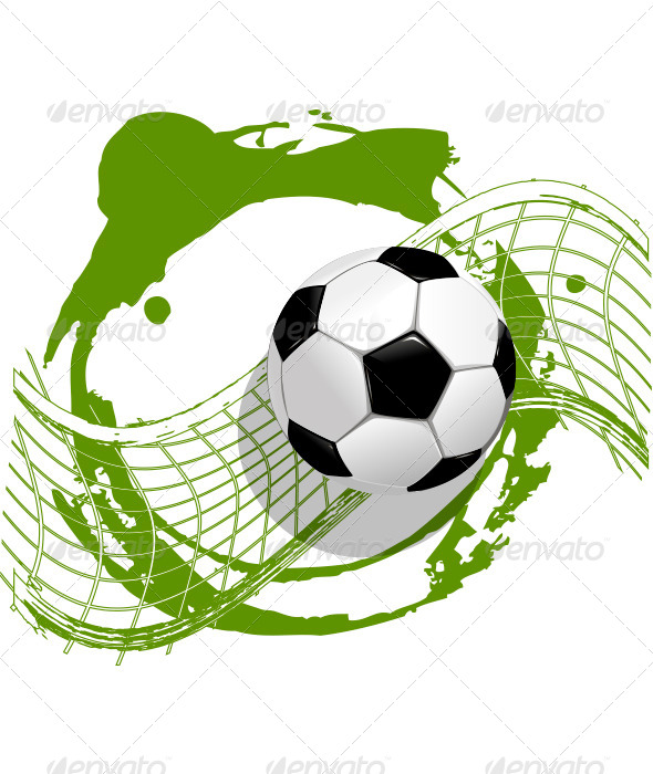 GraphicRiver Soccer Ball 5859632