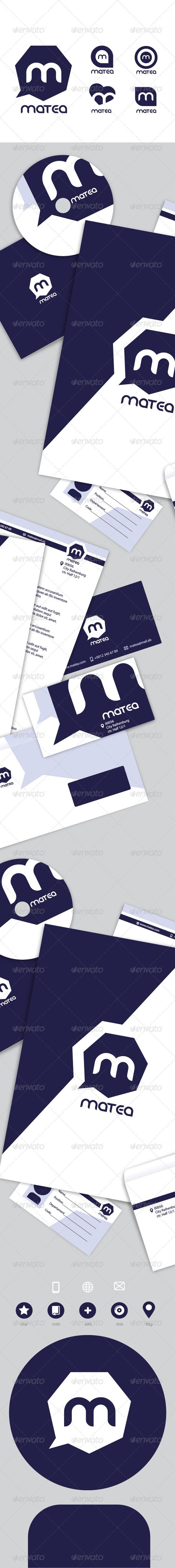 GraphicRiver Matea 5860984