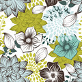 Seamless floral pattern - PhotoDune Item for Sale