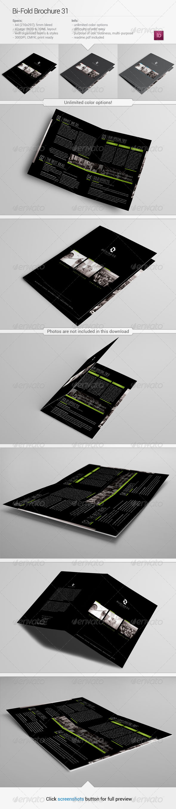 GraphicRiver Bi-Fold Brochure 31 5862269