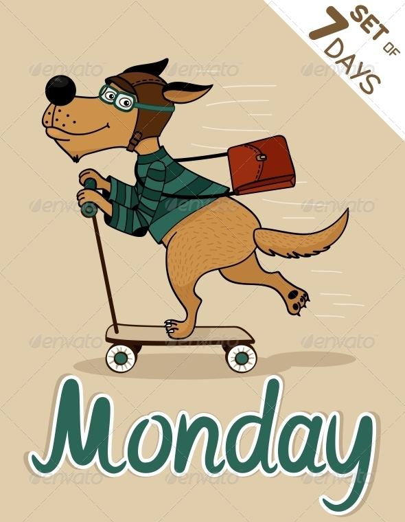 GraphicRiver Monday 5862986