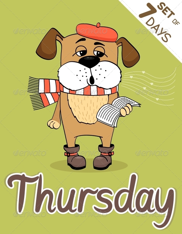 GraphicRiver Thursday 5862991