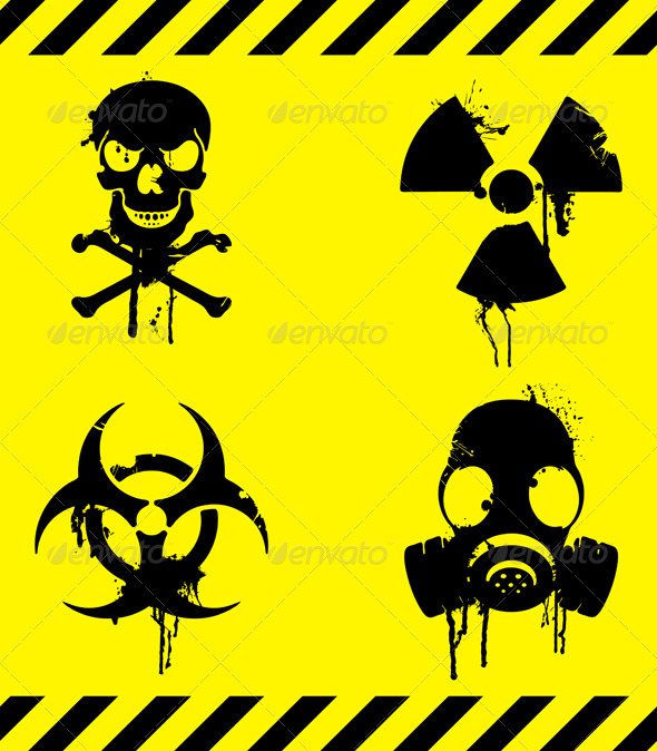 Warning Signs - Conceptual Vectors
