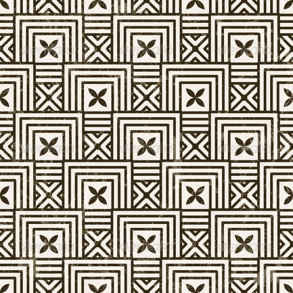 GraphicRiver Seamless Geometric Pattern 5863840