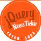 Cream Soda - Responsive jQuery News Ticker - CodeCanyon Item for Sale