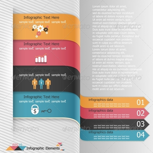GraphicRiver Modern Infographics Options Banner 5863879