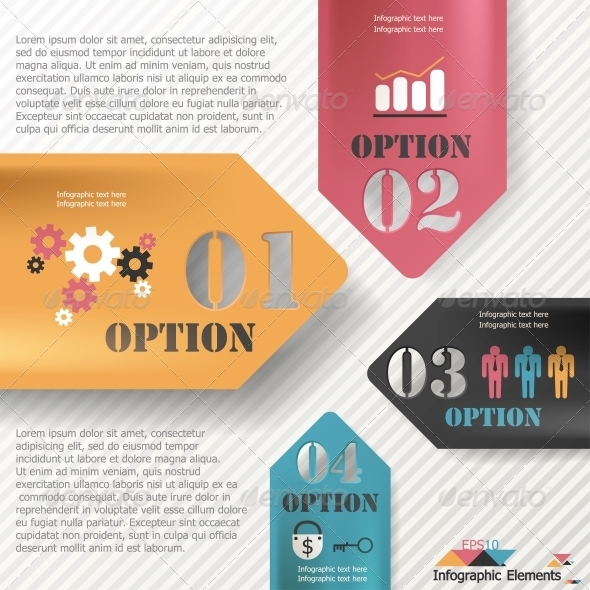 GraphicRiver Modern Infographics Options Banner 5863883