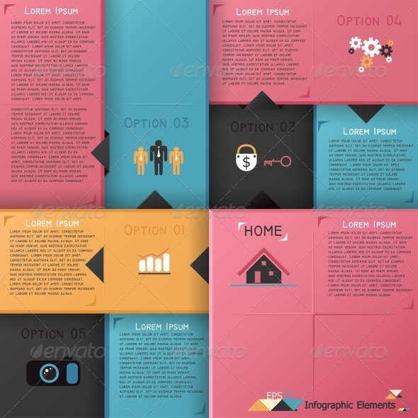 GraphicRiver Modern Infographics Options Banner 5863906