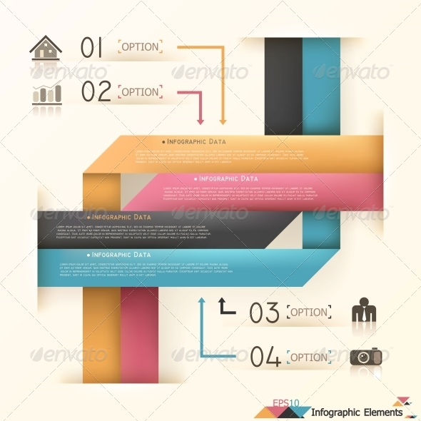 GraphicRiver Modern Infographics Options Banner 5863908