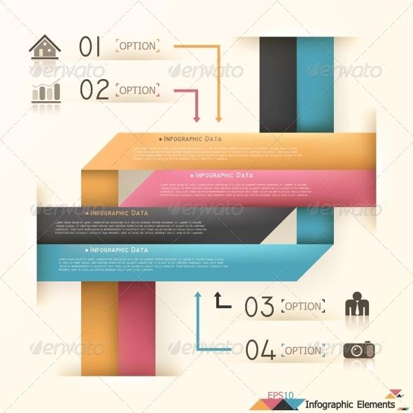 GraphicRiver Modern Infographics Options Banner 5863908