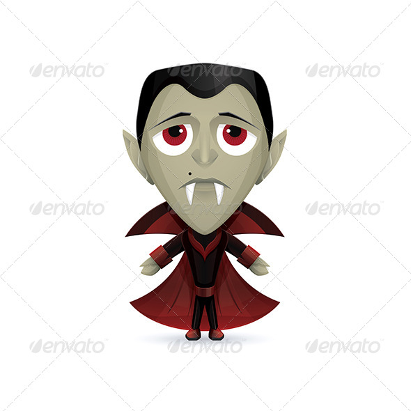 GraphicRiver Dracula 5864226