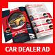 Car Dealer & Auto Services Business Magazine Ad - GraphicRiver Item for Sale