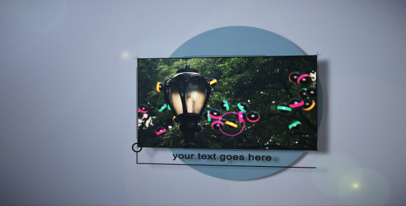 After Effects Project - VideoHive D-DISPLAY 610105