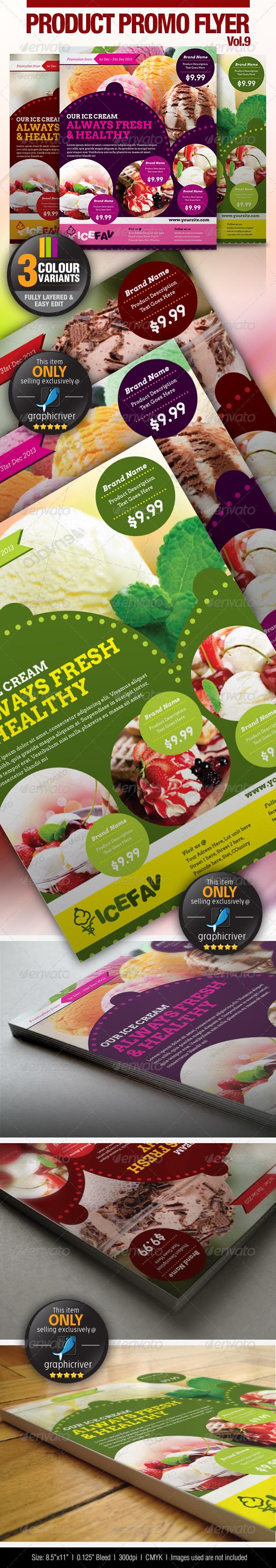 GraphicRiver Multi-Purpose Product Promotion Vol.9 5867623