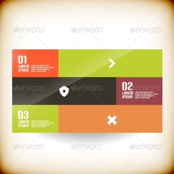 GraphicRiver Square Design Vintage Template 5868210