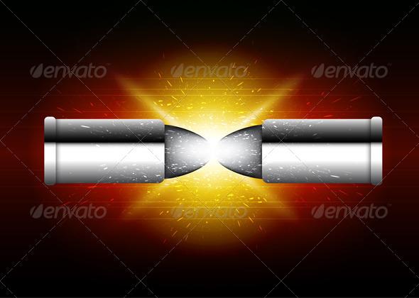 GraphicRiver Bullet Battle 5869365