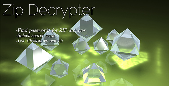 CodeCanyon Zip File Decrypter 5869610