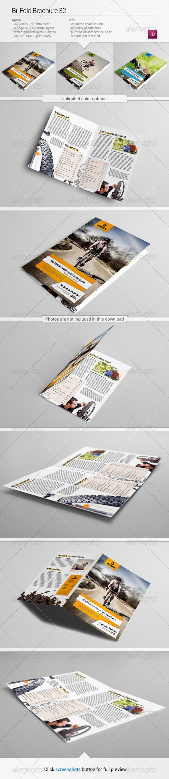GraphicRiver Bi-Fold Brochure 32 5871081