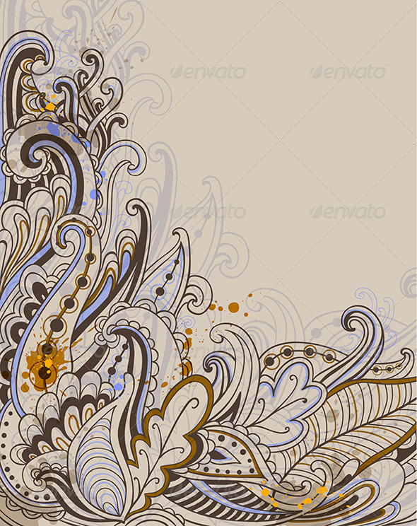GraphicRiver Abstract Background 5871153