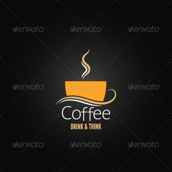 GraphicRiver Coffee Concept Design 5871208