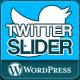 Twitter slider & User card for WordPress - CodeCanyon Item for Sale
