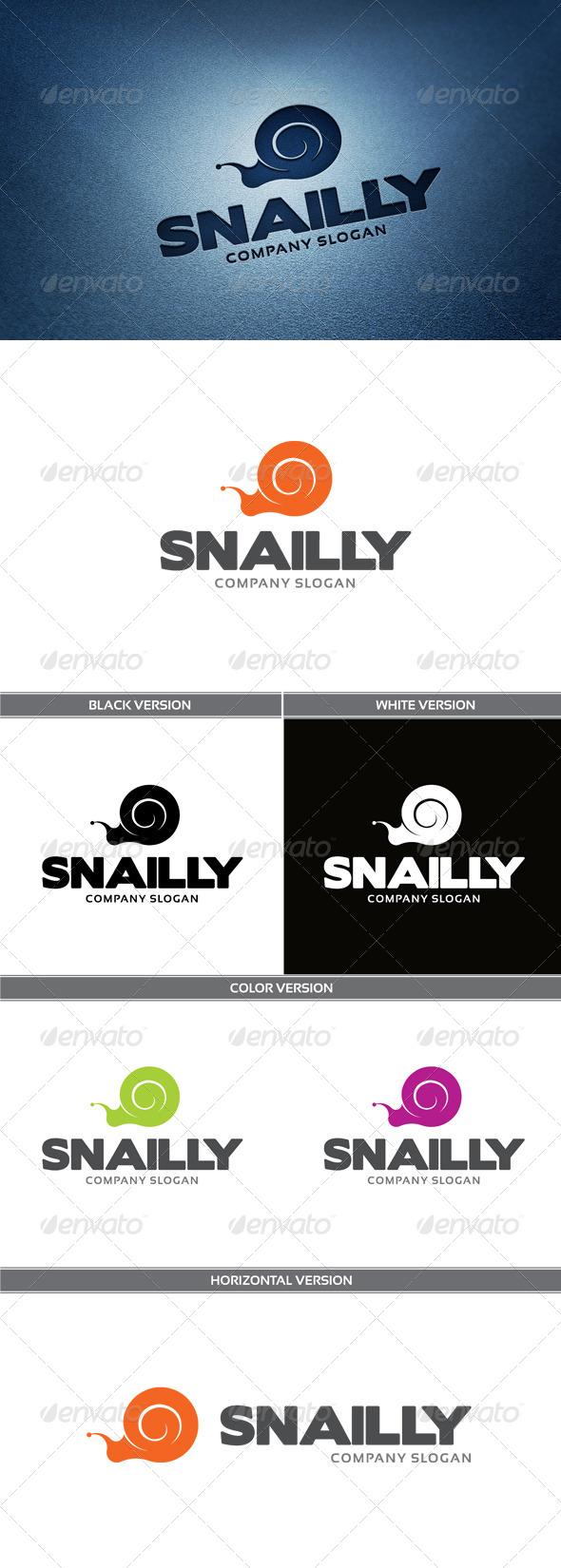 Snailly Logo