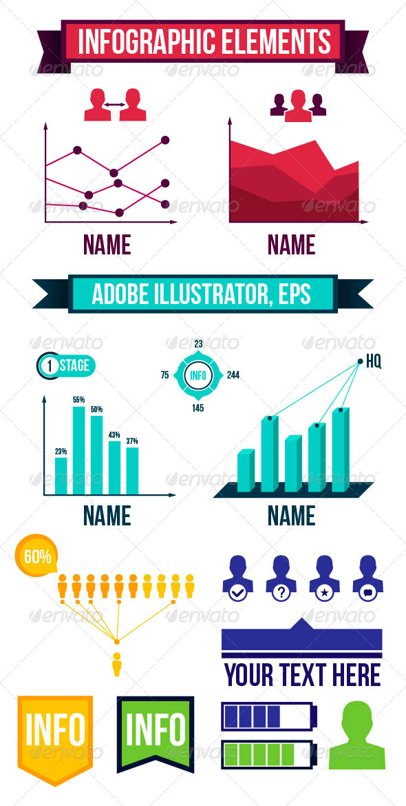 GraphicRiver Infographic Templates 5872833