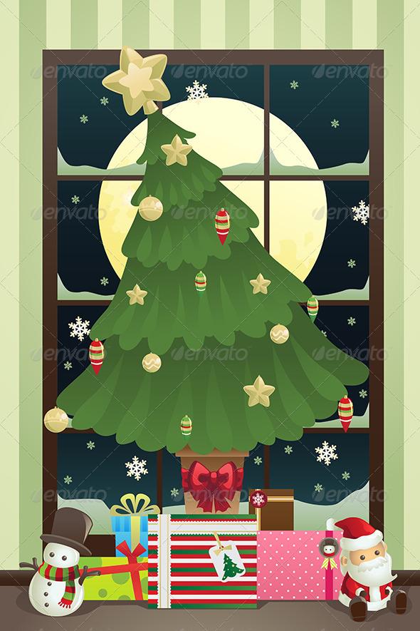 GraphicRiver Christmas Season 5875851