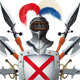 Knight's Mascot - GraphicRiver Item for Sale