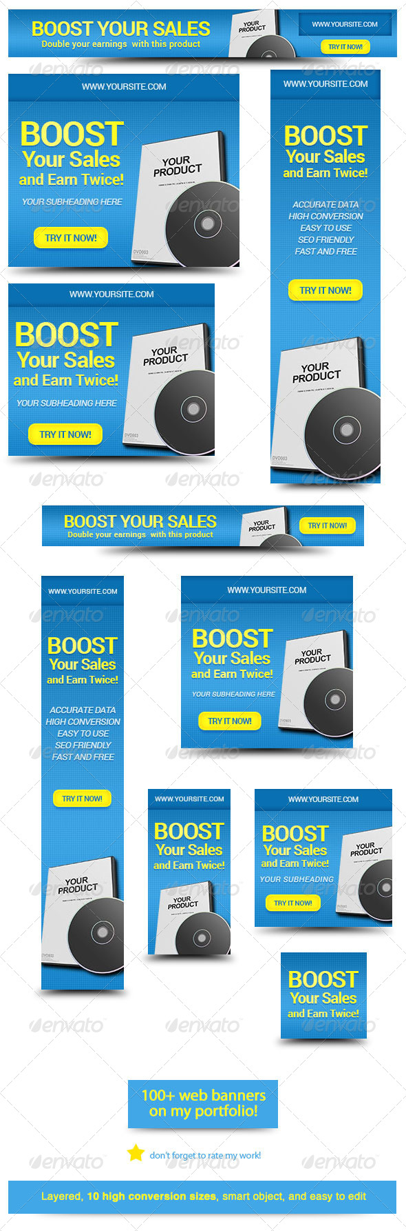 GraphicRiver Marketing Box Web Banner Design 5876715
