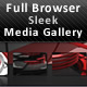 Full Browser Sleek Media Gallery - ActiveDen Item for Sale