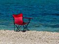 Chair on the Beach - PhotoDune Item for Sale
