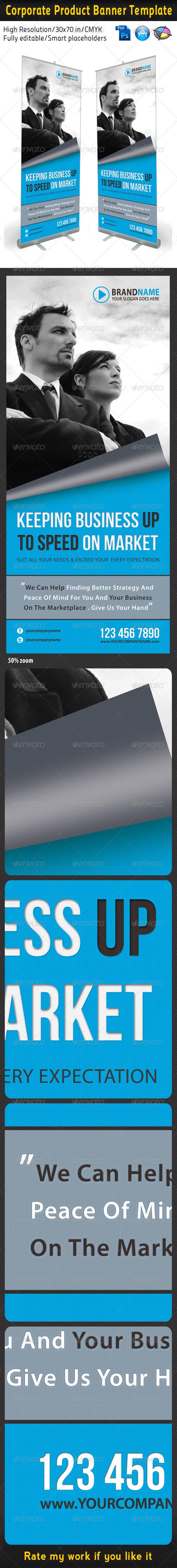 GraphicRiver Corporate Multipurpose Banner Template 17 5841835