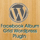 Responsive Wordpress Facebook Album Grid