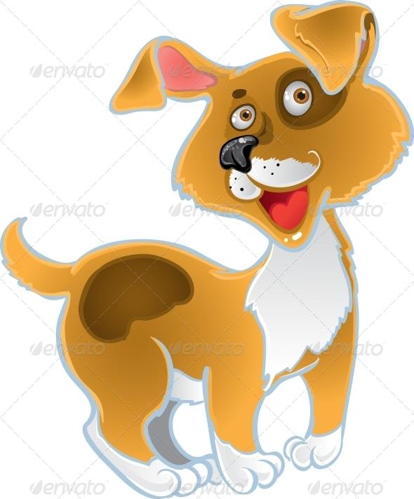GraphicRiver Orange Dog 5880556