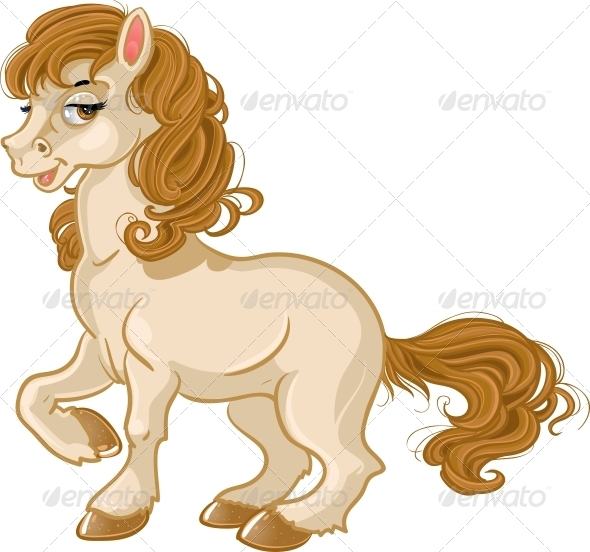 GraphicRiver Horse or Pony 5881955